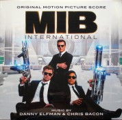 Danny Elfman, Chris Bacon: Men in Black: International (Original Motion Picture Score) - Plak