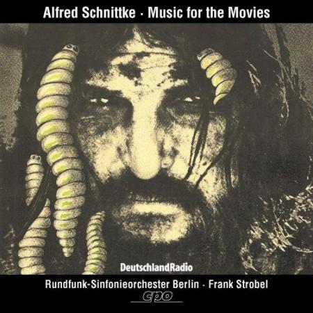 Rundfunk-Sinfonieorchester Berlin, Rundfunkchor Berlin, Frank Strobel: Alfred Schnittke - Music for the Movies - CD