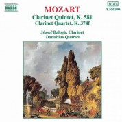Mozart: Clarinet Quintets - CD