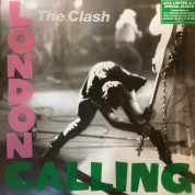 The Clash: London Calling (2019 Limited Special Sleeve) - Plak
