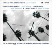 Los Angeles Jazz Ensemble: Expectation - CD