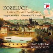 Camerata Rousseau: Kozeluch: Concertos & Symphony - CD