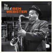 Ben Webster: The Soul Of Ben Webster + 1 Bonus Track! - Plak