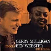 Gerry Mulligan, Ben Webster: Gerry Mulligan Meets Ben Webster - Plak
