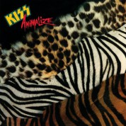 Kiss: Animalize - Plak