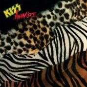 Kiss: Animalize - Plak