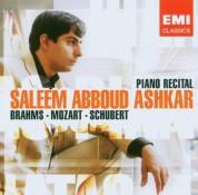 Saleem Abboud Askhar: Mozart/ Schubert/ Brahms - CD