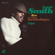 Dr. Lonnie Smith: Live At Club Mozambique - Plak