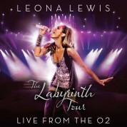 Leona Lewis: The Labyrinth Tour: Live From The O2 - BluRay