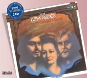 Luciano Pavarotti, Montserrat Caballé, Sherrill Milnes, Peter Maag, National Philharmonic Orchestra: Verdi: Luisa Miller - CD