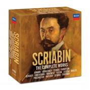 Çeşitli Sanatçılar: Scriabin - The Complete Works - CD