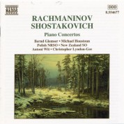 Rachmaninov / Shostakovich: Piano Concertos - CD