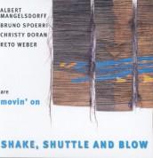 Albert Mangelsdorff: Shake, Shuttle And Blow - CD