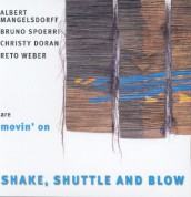 Albert Mangelsdorff: Shake, Shuttle And Blow - CD