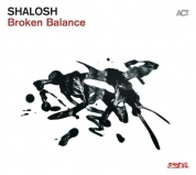 Shalosh: Broken Balance - CD