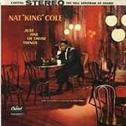 """Nat """"King"""" Cole: Just One Of Those Things (45rpm-edition) - Plak"""