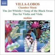 Villa-Lobos: Chamber Music - CD