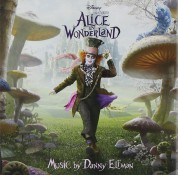 Danny Elfman: OST - Alice In Wonderland A Film - CD