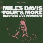 Miles Davis: Four & More - Live - CD
