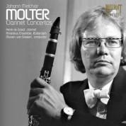 Henk de Graaf, Amadeus Ensemble Rotterdam, Marien van Staalen: Molter: Clarinet Concertos - CD