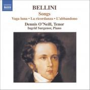 Dennis O'Neill: Bellini: Songs - CD