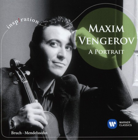 Maxim Vengerov, Gewandhausorchester Leipzig, Kurt Masur: Maxim Vengerov - A Portrait - CD