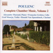 Poulenc: Violin Sonata / Clarinet Sonata / Cello Sonata - CD