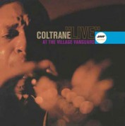 John Coltrane: Live At The Village Vanguard - Plak