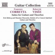 Corbetta / Visee: Suites for Guitars and Theorbos - CD