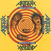 Anthrax: State Of Euphoria - CD