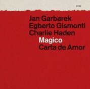 Jan Garbarek, Egberto Gismonti, Charlie Haden: Carta de amor - CD