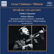 Dvorak / Glazunov: Violin Concertos (Milstein) (1949-1951) - CD