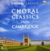 Choral Classics from Cambridge - CD