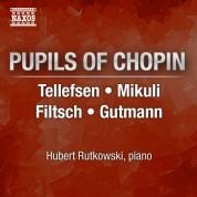 Hubert Rutkowski: Pupils of Chopin - CD