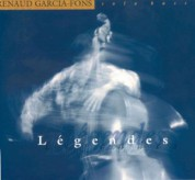 Renaud Garcia-Fons: Legendes - CD