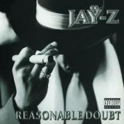 Jay-Z: Reasonable Doubt - Plak