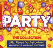 Çeşitli Sanatçılar: Party - The Collection - CD