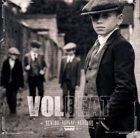 Volbeat: Rewind, Replay, Rebound - CD