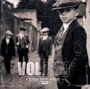 Volbeat: Rewind, Replay, Rebound - CD
