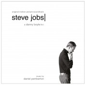 Daniel Pemberton: Steve Jobs (Soundtrack) - Plak