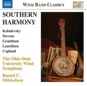 Ohio State University Wind Symphony: Southern Harmony: Music for Wind Band - CD
