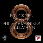 Christian Thielemann, Wiener Philharmoniker: Bruckner: Symphony No 8 - CD
