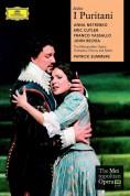 Anna Netrebko, Eric Cuttler, Franco Vassallo, Metropolitan Opera Orchestra, Patrick Summers: Bellini: I Puritani - DVD