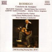 Gerald Garcia: Rodrigo: Concierto de Aranjuez - CD