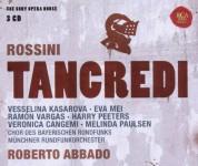Roberto Abbado, Münchner Rundfunkorchester, Vesselina Kasarova, Eva Mei: Rossini: Tancredi - CD