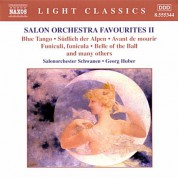 Schwanen Salon Orchestra: Salon Orchestra Favourites, Vol. 2 - CD