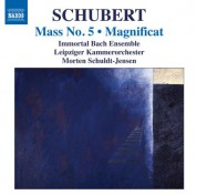 Morten Schuldt-Jensen: Schubert: Mass No. 5 - Magnificat - CD
