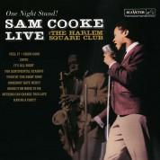 Sam Cooke: Live At The Harlem Square Club - Plak