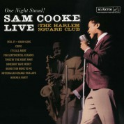 Sam Cooke: Live At The Harlem Square Club - Plak