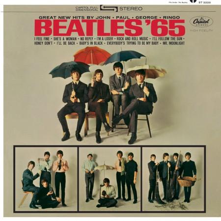 The Beatles: Beatles'65 - CD
